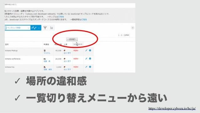 DOM ※ => kintone.app.record.get(), kintone.app.record.set()