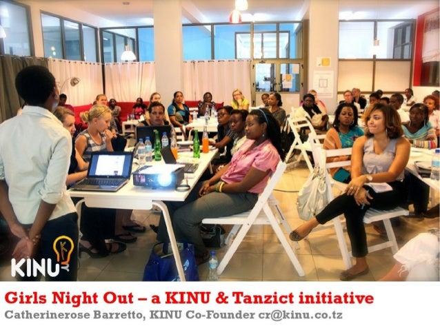 KINU Women and Girls