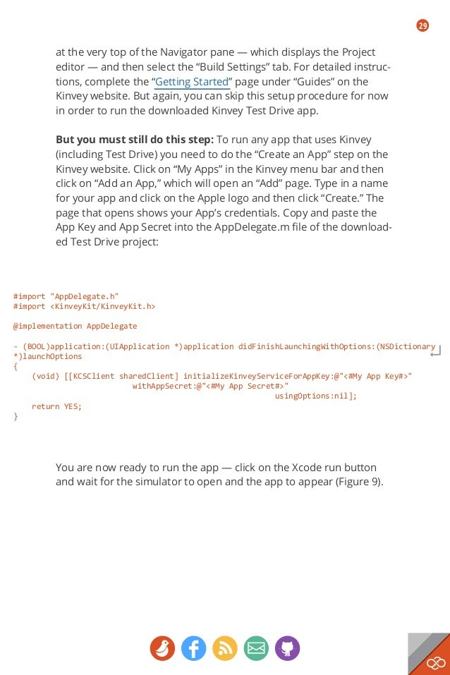 how to make an ios app online