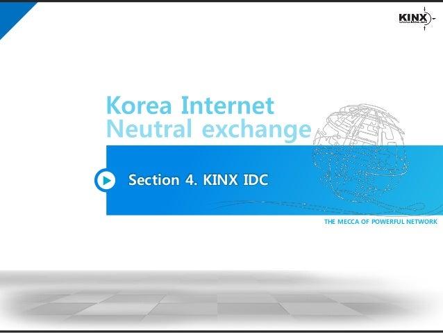 KINX Introduction