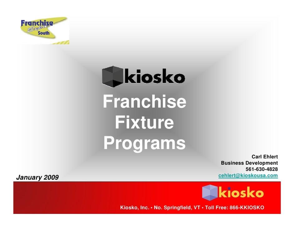 Franchise                 Fixture                Programs                                                                 ...