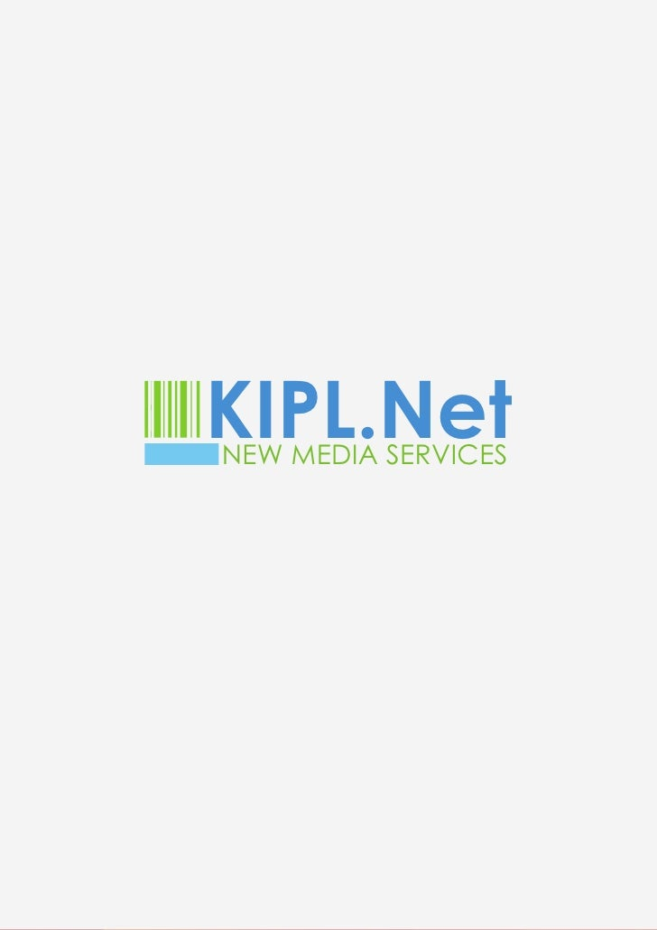 KIPL.Net NEW MEDIA SERVICES
