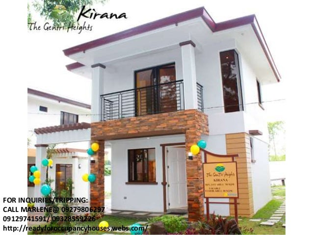 FOR INQUIRIES/TRIPPING: CALL MARLENE@ 09279806297 09129741591/ 09328559226 http://readyforoccupancyhouses.webs.com/
