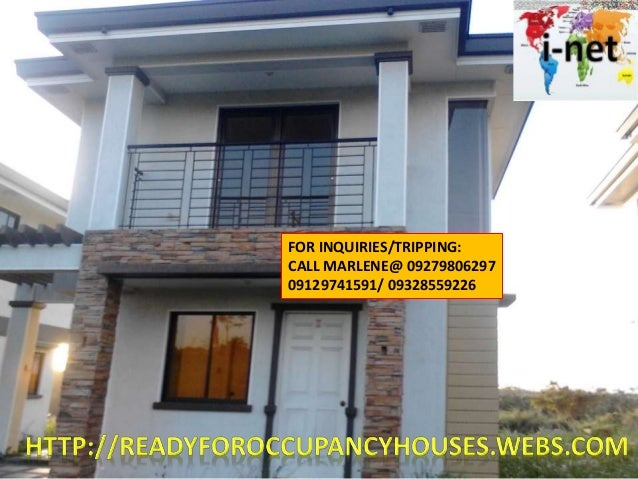 FOR INQUIRIES/TRIPPING: CALL MARLENE@ 09279806297 09129741591/ 09328559226