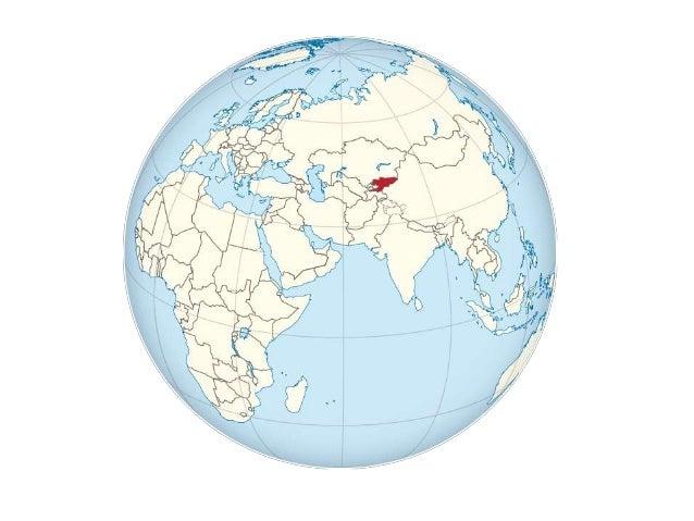 Kirgisistan-Perle Zentralasien