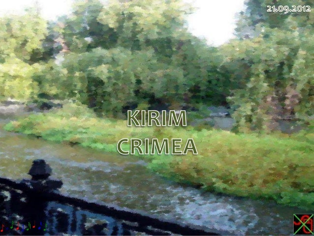 KIRIM,CRIMEA