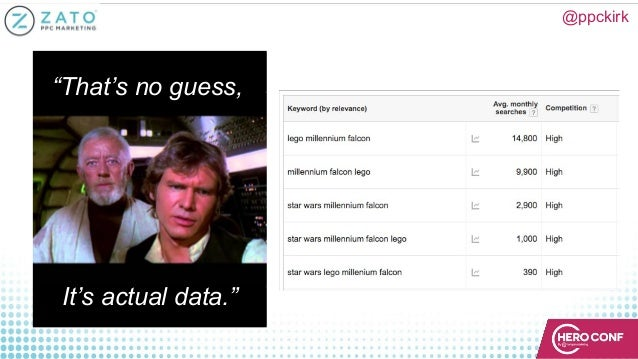 """@ppckirk """"That's no guess, It's actual data."""""""