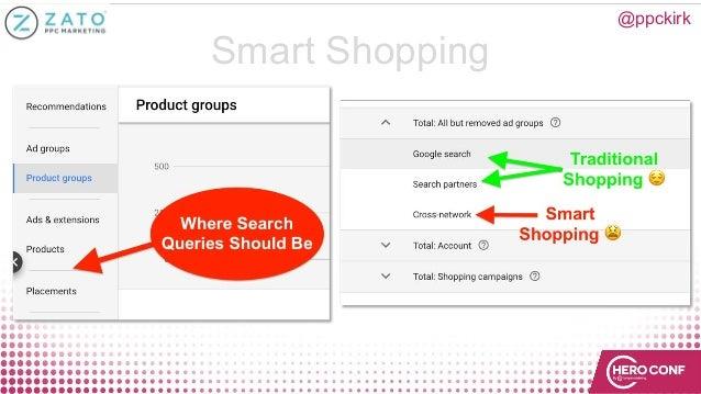 @ppckirk Smart Shopping