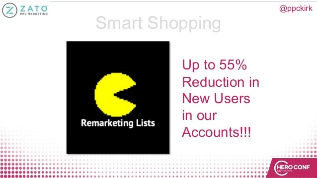 @ppckirk Up to 55% Reduction in New Users in our Accounts!!! Smart Shopping