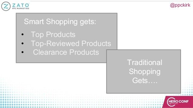 @ppckirk Smart Shopping gets: • Top Products • Top-Reviewed Products • Clearance Products Traditional Shopping Gets….