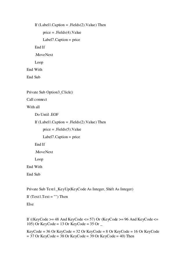 Kirtesh Khandelwal Visual Basics Project