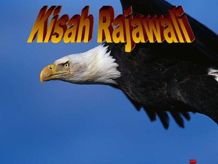 Kisah Rajawali
