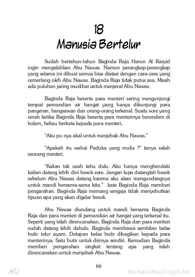 Kisah Abu Nawas Pdf
