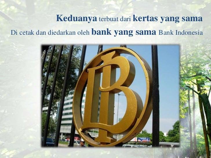 Kisah Uang Seribu dan Seratusribu Slide 2