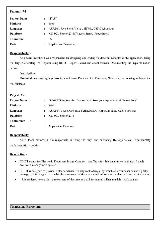 Kishor resume-