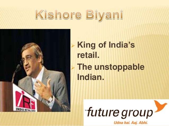 Kishore biyani |authorstream.