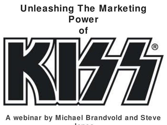 Unleashing The MarketingPowerofA webinar by Michael Brandvold and Steve
