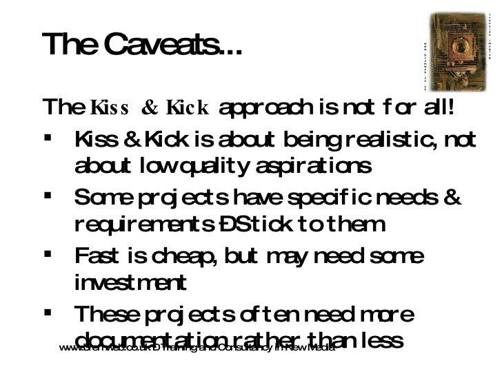 Kiss Kick Digitisation
