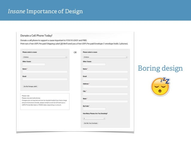 Insane Importance of Design Boring design