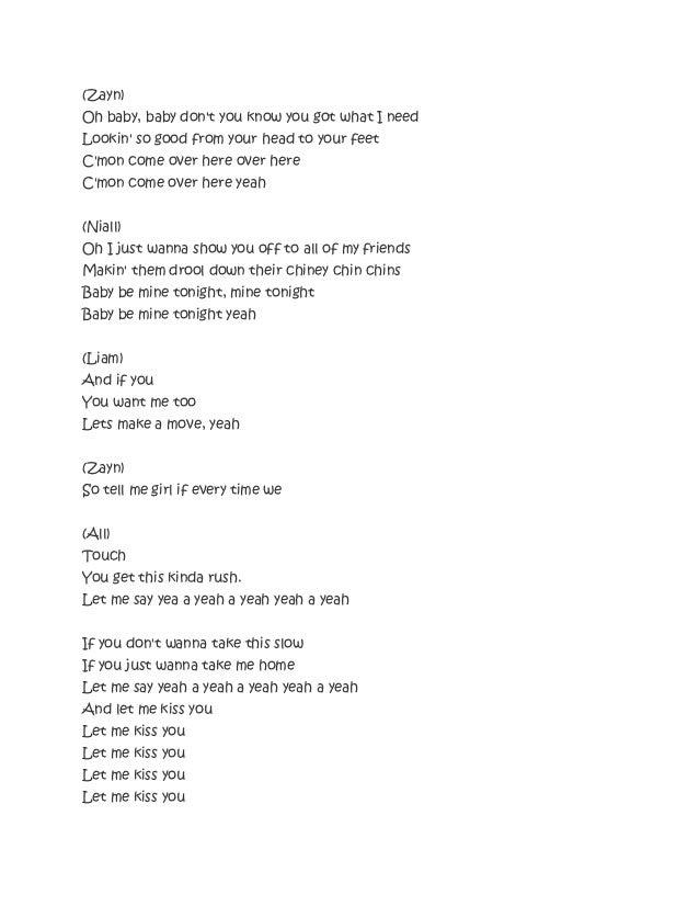 The Meters – Just Kissed My Baby Lyrics | Genius Lyrics
