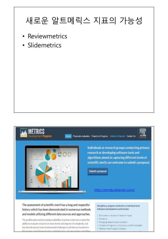 [KISTI] 1   25 Department of Information infrastructure Jeonghwan KIM Index Overview1 2 KISTI's Platform for Scholarly Pub...
