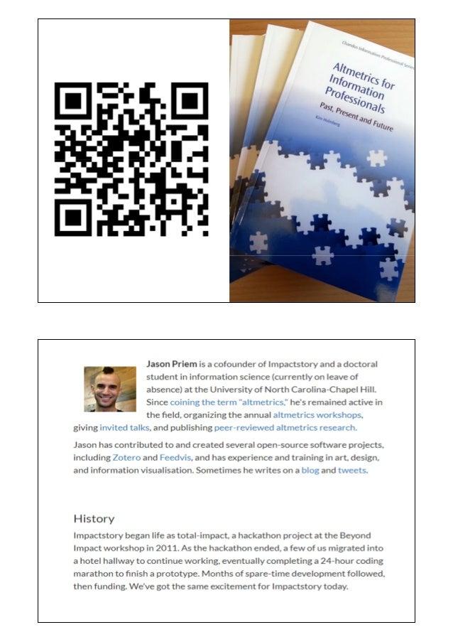 KISTI Kpubs 서비스를 통해서도 알트메트릭스 활동의 측정이 가능? http://www.kpubs.org/article/articleMetrics.kpubs?articleANo=OSTRBU_2012_v11n1_1