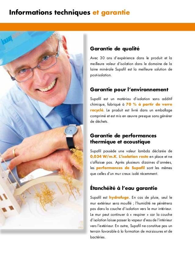 Informations techniques et garantie Garantie de qualité Avec 30 ans d'expérience dans le produit et la meilleure valeur d...
