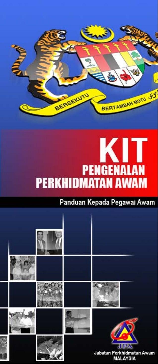 Disediakan Oleh:           Jabatan Perkhidmatan Awam                    MalaysiaKeterangan lanjut, sila hubungi:Bahagian P...
