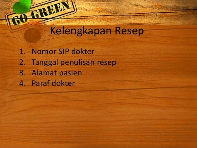 Resep 3a Seri V
