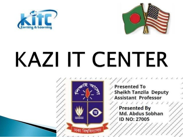 KITC is an North American owned and operated IT service provider company  A to Z tasks is the origin/mother company  H...