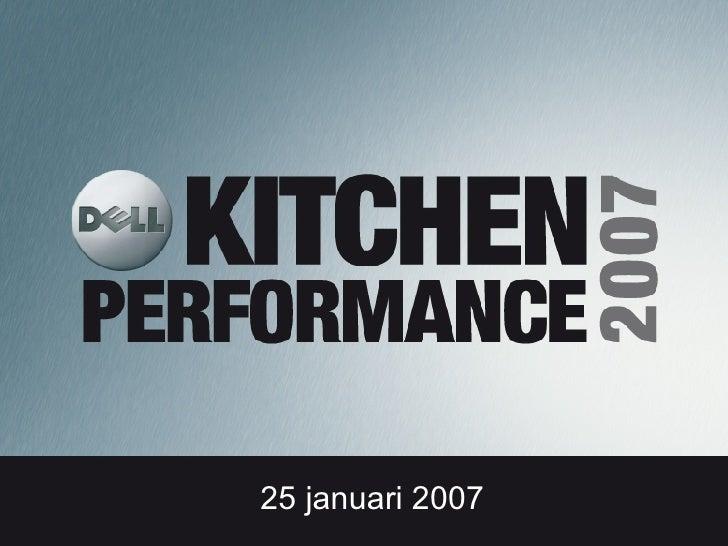 25 januari 2007