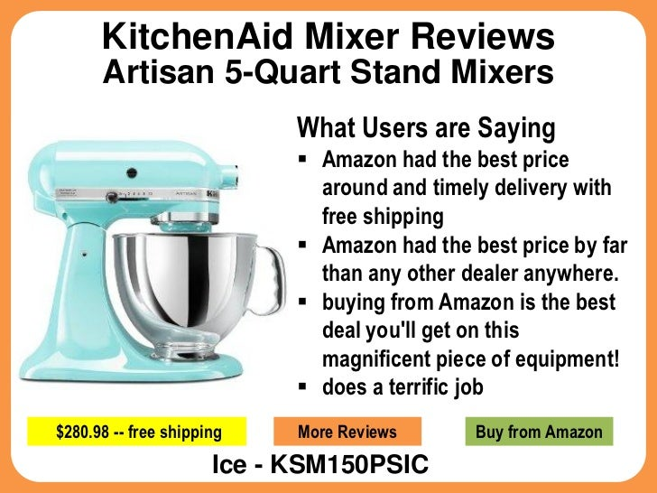 kitchenaid mixer - Kitchenaid Mixer Best Price