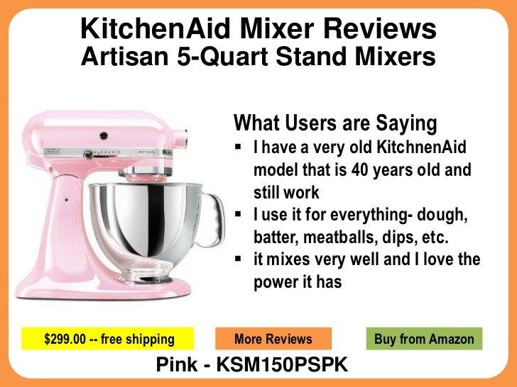 Kitchenaid Ksm150pspk