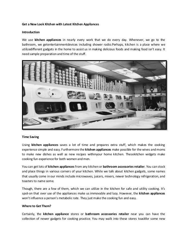 Prime Kitchen Appliance Stores And Bathroom Accessories Retailer Download Free Architecture Designs Terchretrmadebymaigaardcom