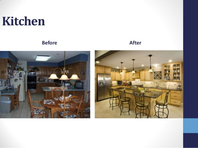 Kitchen Before After ...