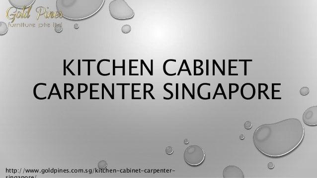 ... Kitchen Cabinet Carpenter