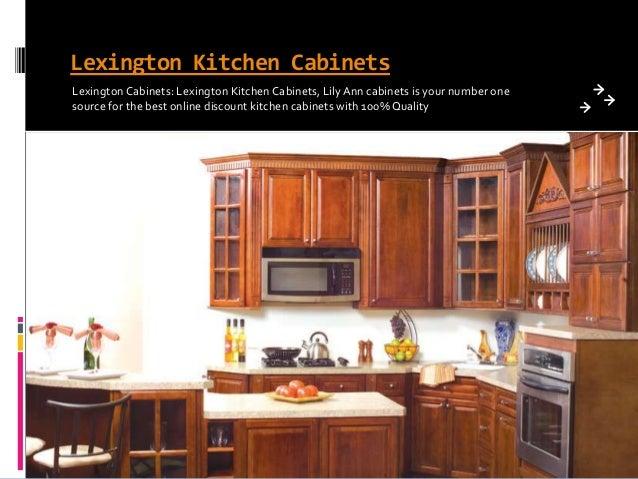Lexington Kitchen CabinetsLexingtonCabinets: Lexington Kitchen Cabinets ... & Kitchen cabinets design ideas kurilladesign.com