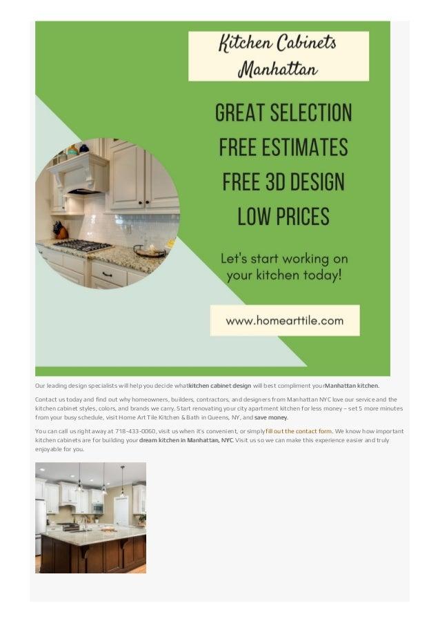 Kitchen Cabinets In Manhattan Best Deals In Nyc