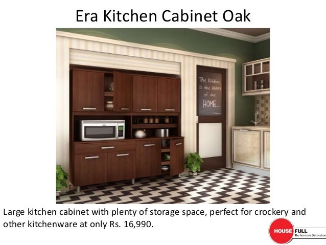Buy Kitchen Cabinets Online in India at Housefull.co.in
