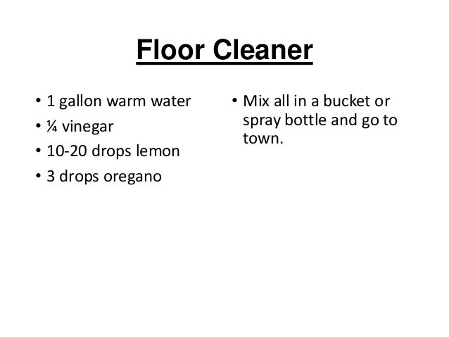 doterra kitchen cleaning
