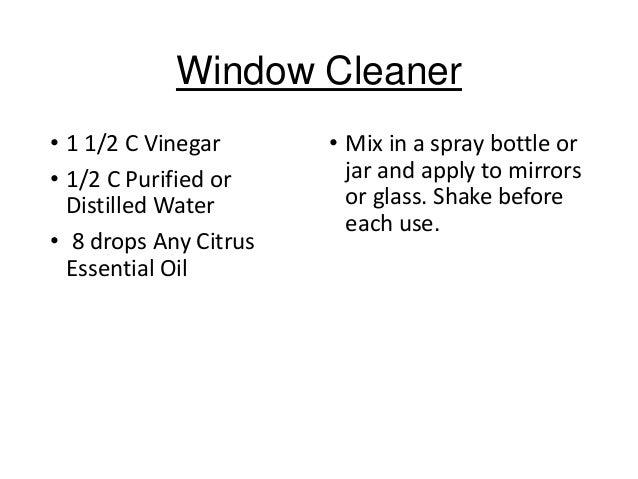how to clean bathroom doterra