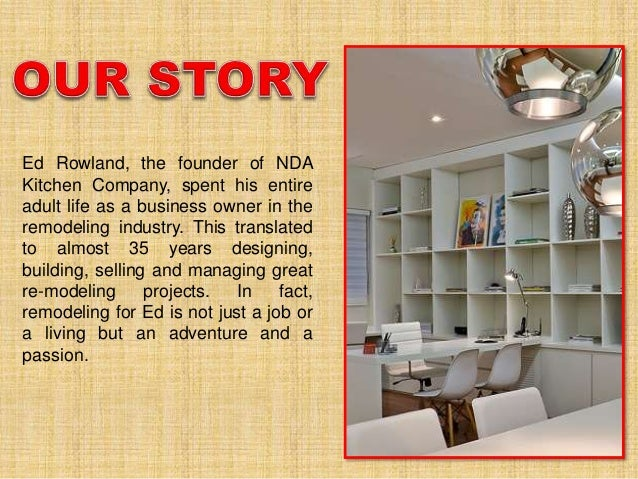 2. NDA Kitchen Company ...