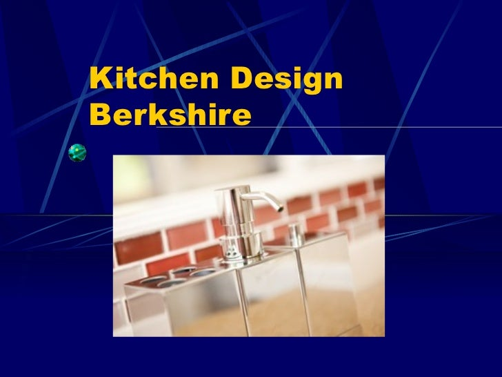 Kitchen Design Berkshire