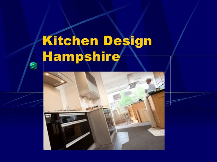 Kitchen Design Hampshire  ...