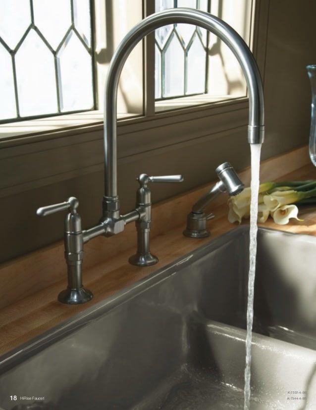 Kholer Kitchen Faucets