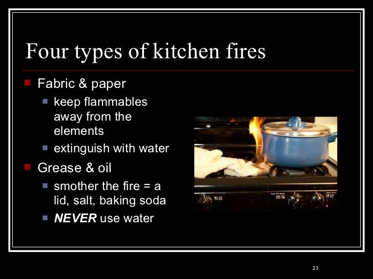 Kitchen Amp Food Safety