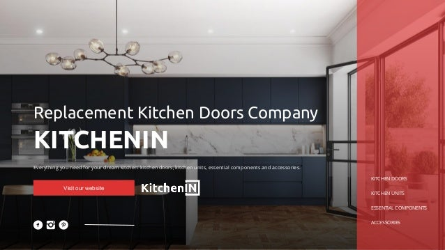 KITCHEN DOORS Replacement Kitchen Doors Company KITCHENIN Everything you need for your dream kitchen: kitchen doors, kitch...
