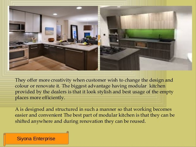 Kitchen interiors a new way to decorate the kicthen siyona enterprise 4 fandeluxe Choice Image