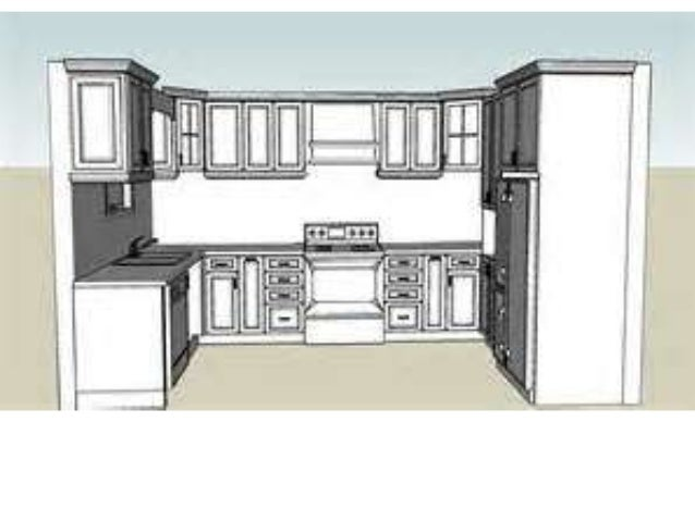 Kitchen layout for Suggested kitchen layouts