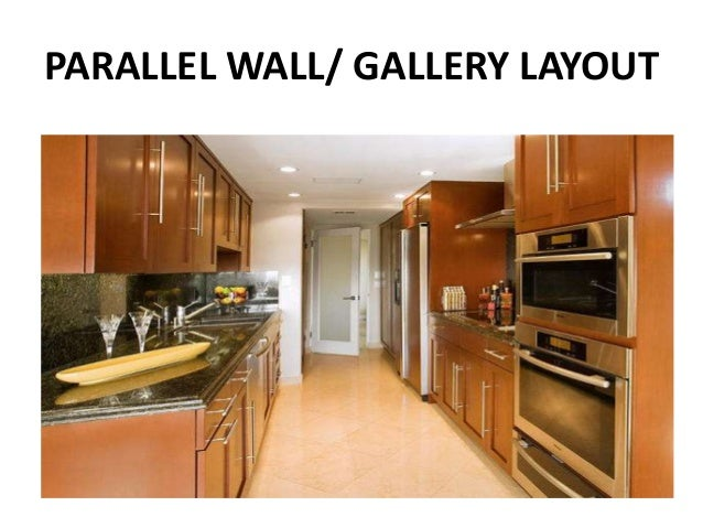 22 parallel wall gallery layout 23 parallel wall gallery layout